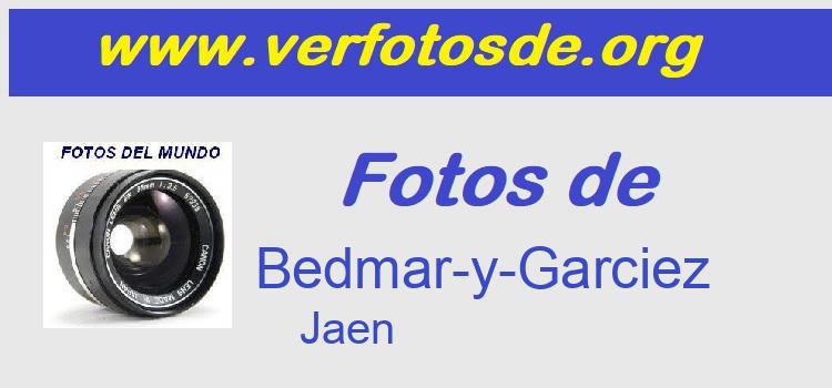 Fotos de  Bedmar-y-Garciez