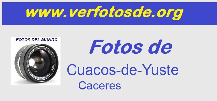 Fotos de  Cuacos-de-Yuste