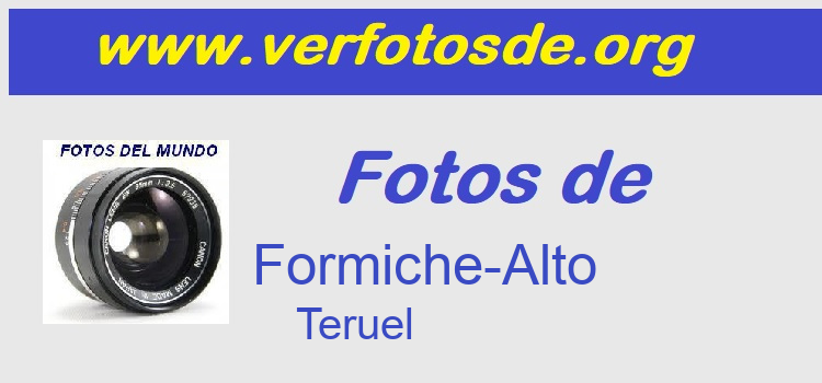 Fotos de  Formiche-Alto