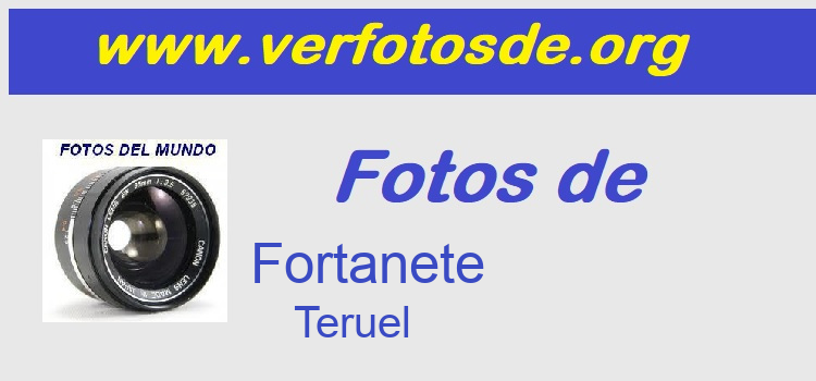 Fotos de  Fortanete