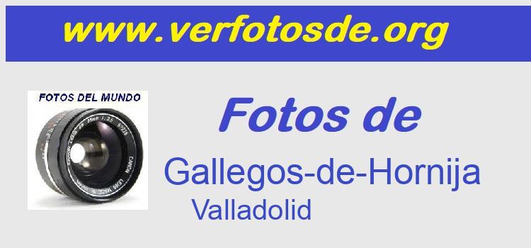 Fotos de  Gallegos-de-Hornija