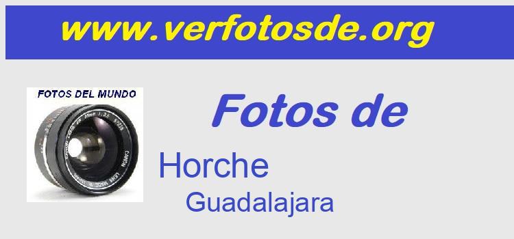 Fotos de  Horche