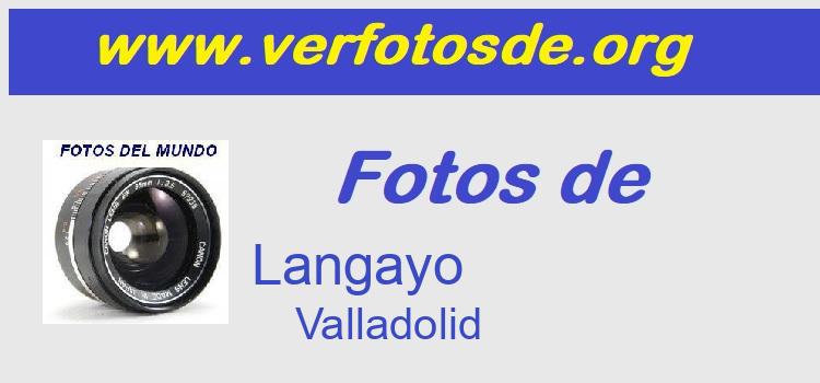 Fotos de  Langayo