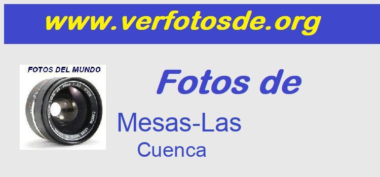 Fotos de  Mesas-Las
