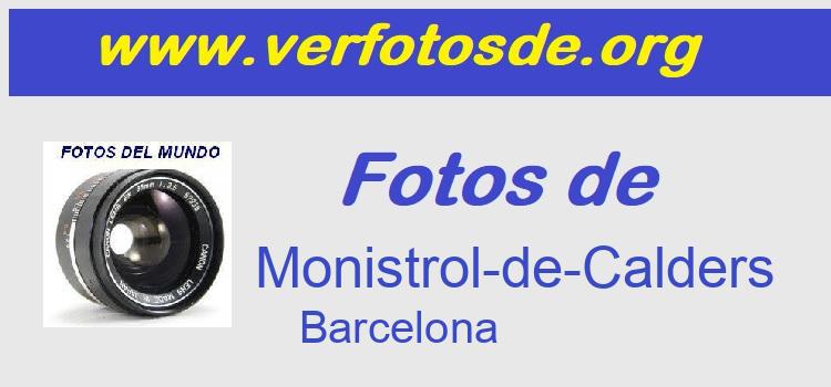 Fotos de  Monistrol-de-Calders