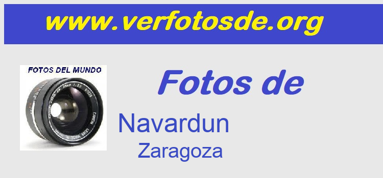 Fotos de  Navardun