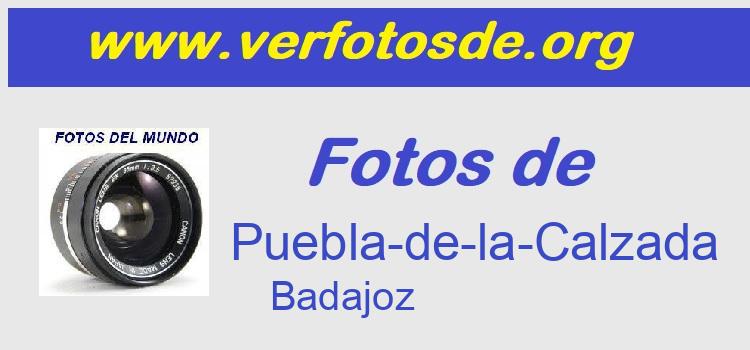 Fotos de  Puebla-de-la-Calzada